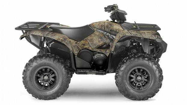 Квадроцикл Yamaha Grizzly 700 EPS / EPS SE / 700